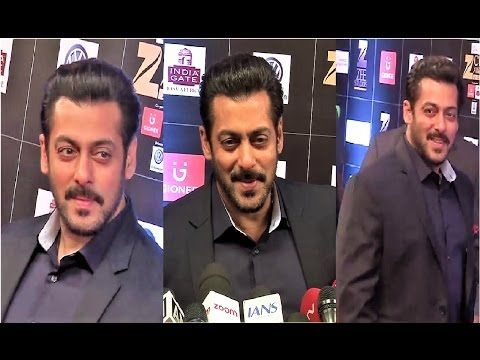 WATCH Salman Khan @ Zee Cine Awards 2017 | Red Carpet.    Click here to see the full video > https://youtu.be/klJibQLj1W8    #salmankhan #zeecineawards2017 #bollywood #bollywoodnews #bollywoodnewsvilla