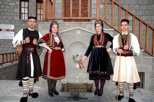 βλαχoi -vlachs of Greece