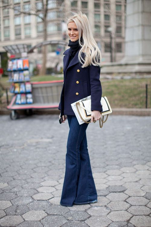 106 best images about Flares on Pinterest   Trousers, Blazers and ...