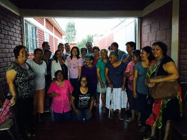 <p>-La unión entre vecinos y la participación ciudadana es la clave para mejorar nuestro entorno: Carlos Rivas</p>  <p>Chihuahua,