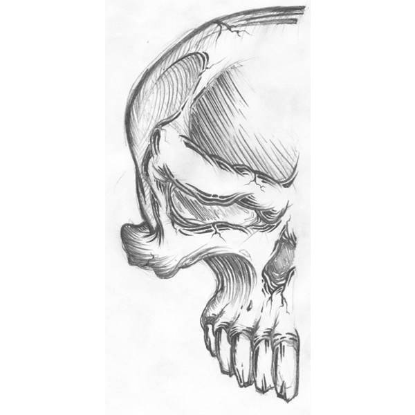 Simple skull drawings - Top General Review - kReview top Reviews via Polyvore