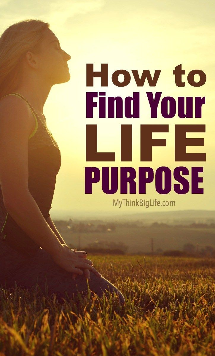 Whats Your Purpose In Living