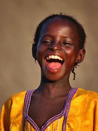 girl, Equatorial Guinea