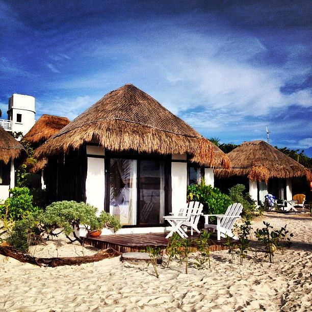 Coco Tulum last minute deals for around $40 a night!   #tulum #quintanaroo #budgettravel