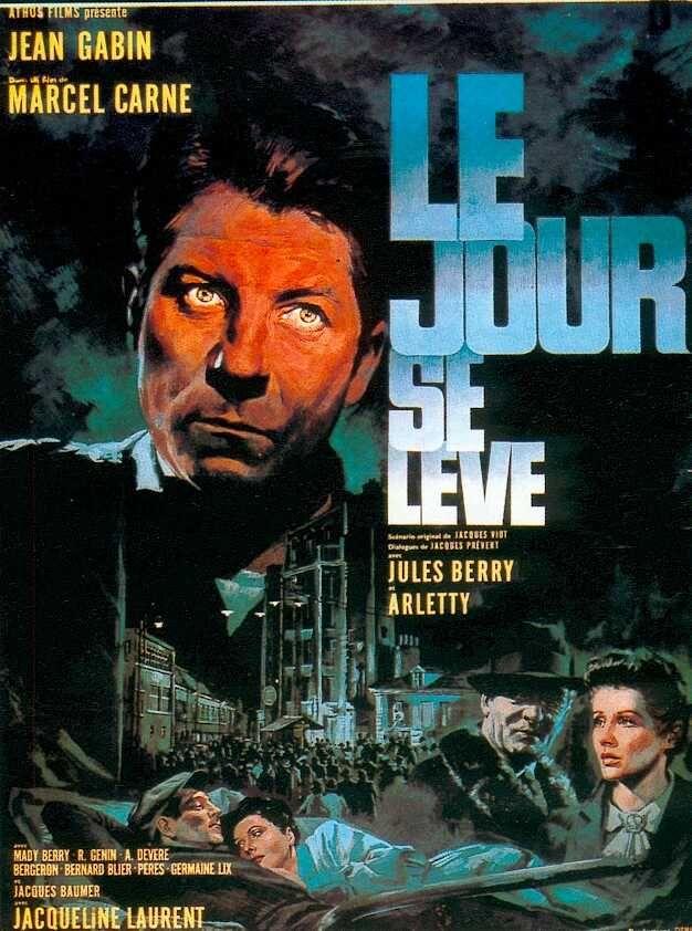 le jour se leve   Le Jour se lève de Marcel Carné (1939) - Analyse et critique du film ...