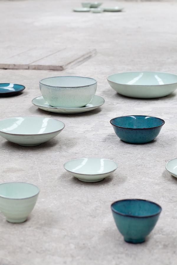 Serax   Aqua Portuguese earthenware