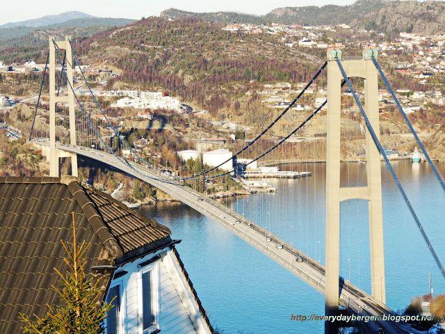 Everydaybergen: Askoy Bridge