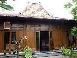 Rumah Joglo - Jawa Tengah