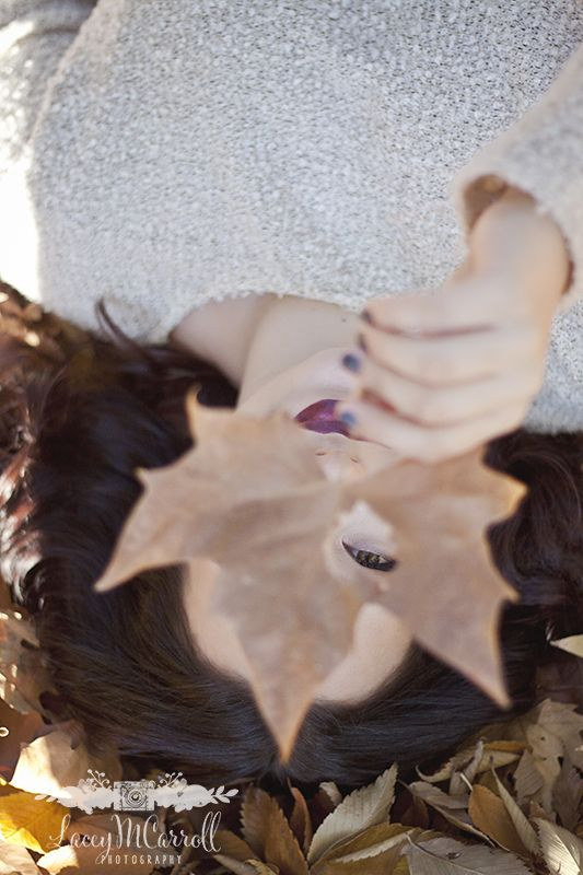 Five Ideas for Making Fall Portraits Unique