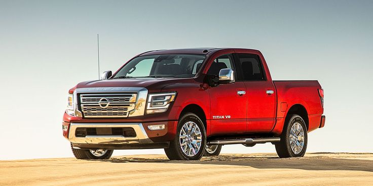 View Photos of the 2020 Nissan Titan