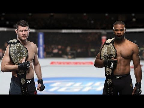 Tyron Woodley offers to step for GSP to fight Michael Bisping