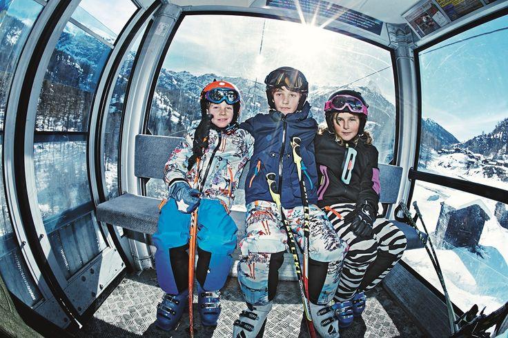 Kids' ski-wear by Molo