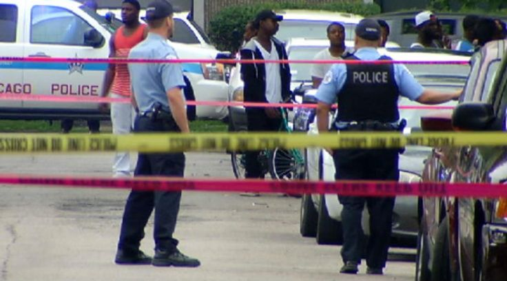 Teen Shot - Among 5 Shot by Police Over Holiday Weekend -- A 16-year-old boy shot and killed by Chicago police officers on the city's Gresham neighborhood on Saturday night was among five people shot by police over the Fourth of July holiday weekend.