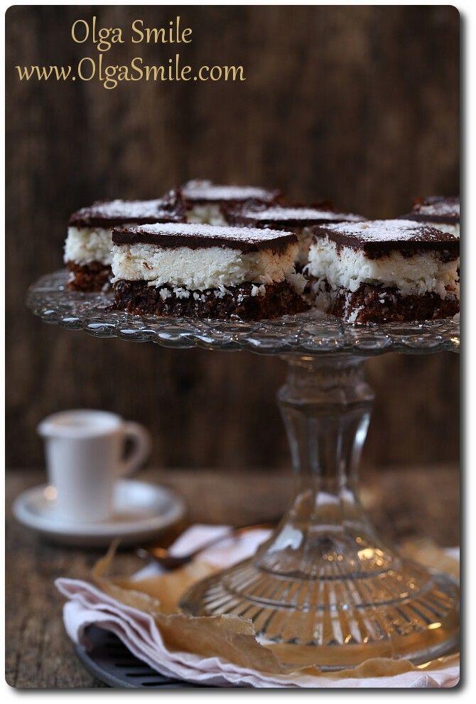 Ciasto kokosowe - przepis Olgi Smile