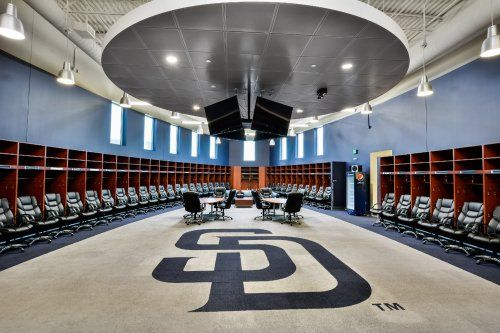 The San Diego Padres head to Arizona for spring training each year. The sports complex they practice in is LEED Gold certified. Photo: StudioAsap.com