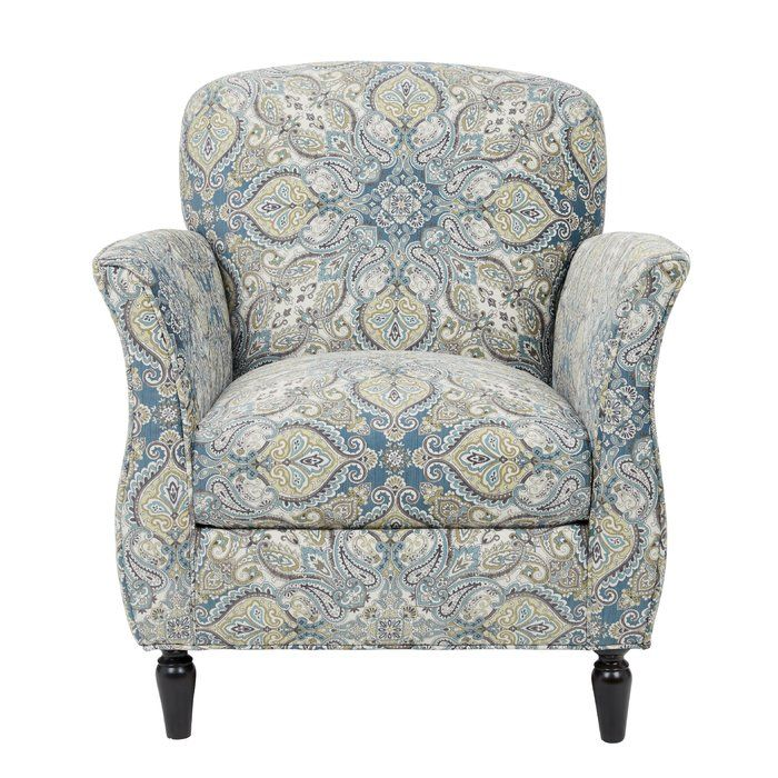 Wainfleet Armchair Blue Accent Chairs Armchair Accent Arm Chairs