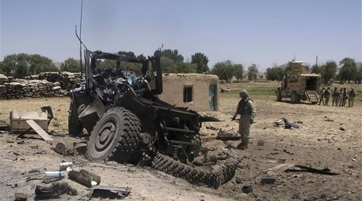 Δεκάδες νεκροί από νέα επίθεση στο Αφγανιστάν: Τουλάχιστον δέκα αφγανοί στρατιωτικοί σκοτώθηκαν σε μια επίθεση που εξαπέλυσαν αντάρτες…