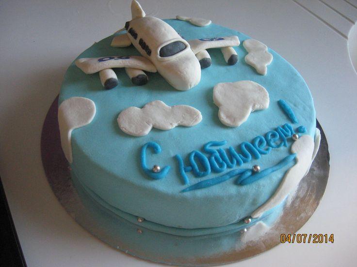 Самолет #торт_на_заказ_харьков #тематические #бисквитный_торт #комбинированный_торт