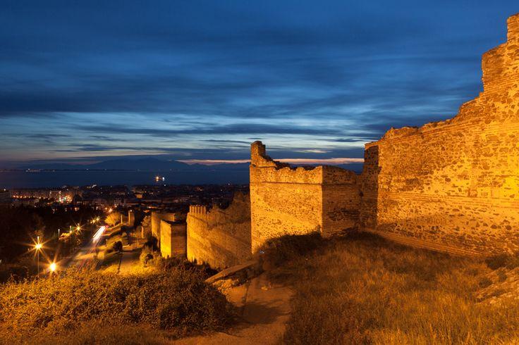 Πολιτιστικοί Περίπατοι Θεσσαλονίκης | 1oς περίπατος - Ελληνικό Πανόραμα