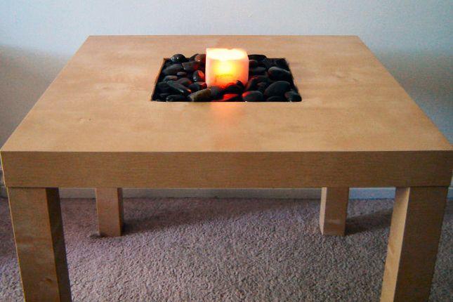 40 Cool Coffee Tables via Brit + Co