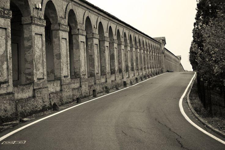 Portico di S. Luca - Bologna, Italy