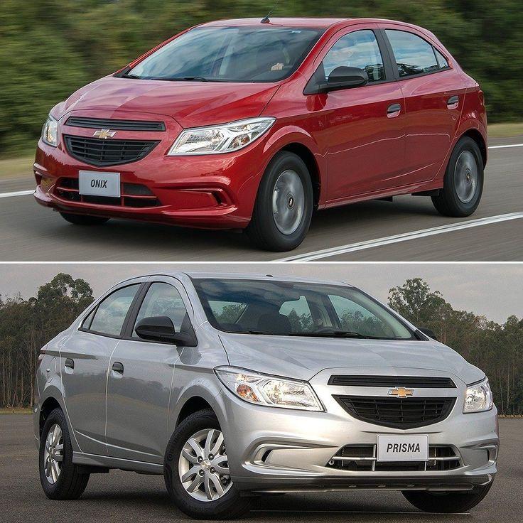 Chevrolet Onix Joy e Prisma Joy 2017 Versões de entrada do hatch e do sedã permanecem com a cara antiga sem a reestilização das demais. Onix e Prisma Joy são equipados com motor 1.0 de de 80 cv e 96 Nm de torque e o novo câmbio manual de seis marchas. Segundo a marca o sedã faz 156 km/l na estrada e 129 km/l na cidade com gasolina. Com etanol os números são 111 km/l e 90 km/l respectivamente. Já o hatch com gasolina roda 153 km/l na estrada e 129 km/l na cidade. Com etanol os números são…
