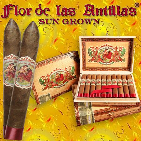 Flor de las Antillas cigar is on of the premium Cigar which is typically American in nature.This Cigar is made for those who wants to live large and specially for those who wants to taste various flavors.