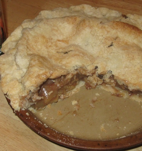 ... classic. All pies have a flaky, made-from-scratch crust. Gluten free