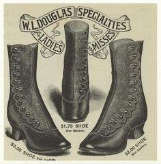 Módní obuv 19. století - STEAMZINE.CZ