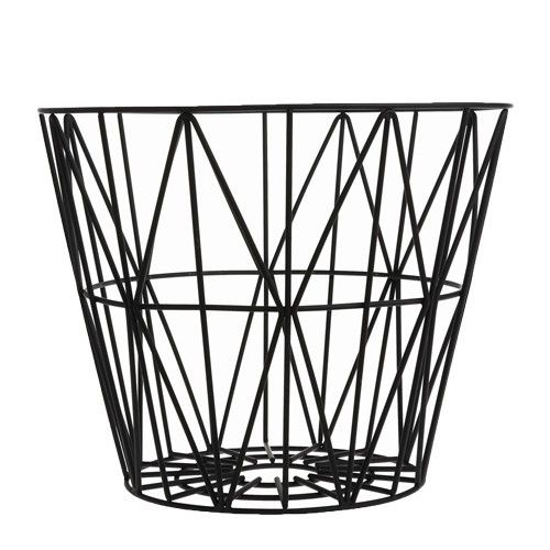 Ferm Living Wire Basket | LOODS 5