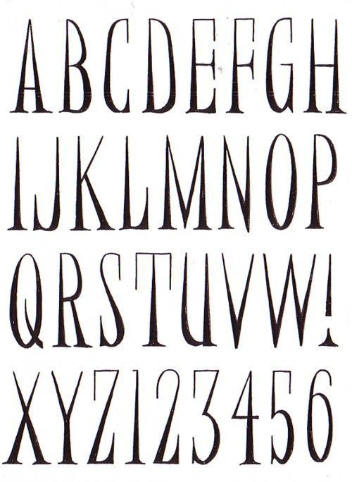 Spike (Schaufenster – Alphabete – Avelon Elscrow