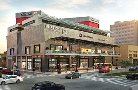 Plaza Platino Center Mirador.  Locales Comerciales en Venta y Renta.