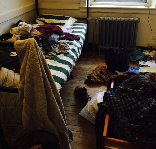 Should parents demand an end to a messy teen's room?