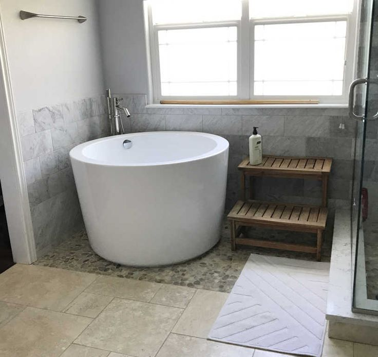 41 Quot Siglo Round Japanese Soaking Tub In 2019 Suzanne S