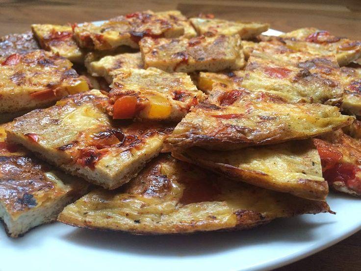 Gemüse-Tortilla oder doch Omelette? Einfaches Rezept für Brunch & Party