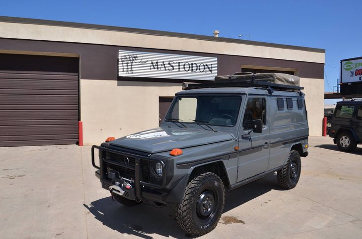 How to Have G-Wagon That's Cheap and Original Using Surplus