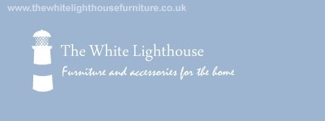 Rose Four Drawer White Storage Cabinet - The white lighthouse - £110