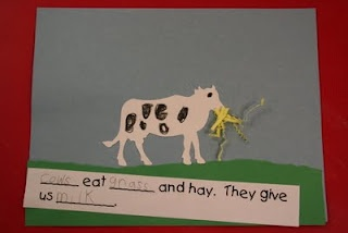 Mrs. Lee's Kindergarten: Farm-The Latter Half