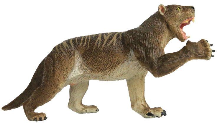 Southlands Thylacoleo Carnifex Marsupial Lion figurine