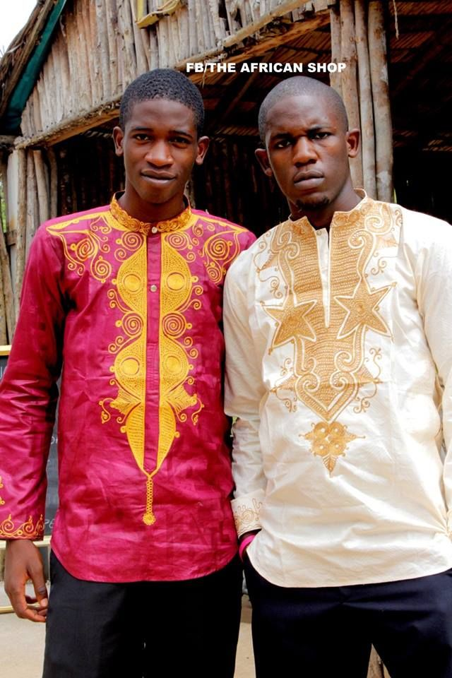 What clothing do nigeria people wear?