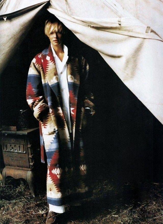Vogue 1989 - True West