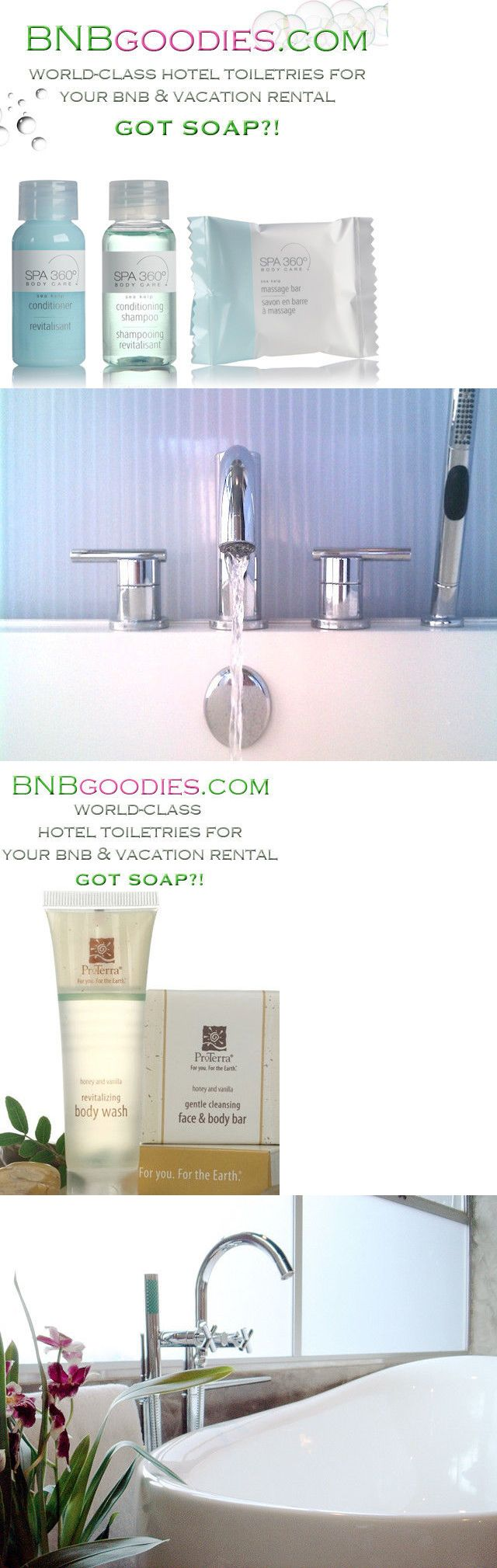Other bath and body supplies luxury hotel amenities airbnb homeaway vrbo bnb vacation rentals lot