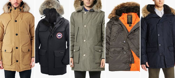 Stay warm through the coldest months by taking a hint from the Intuits. These are the 5 best winter parkas for men.