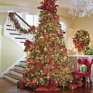 nothing says christmas quite like a full festive tree we like this - 7 1 2 Foot Christmas Tree