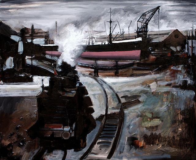 Ryan Mutter, The Docks