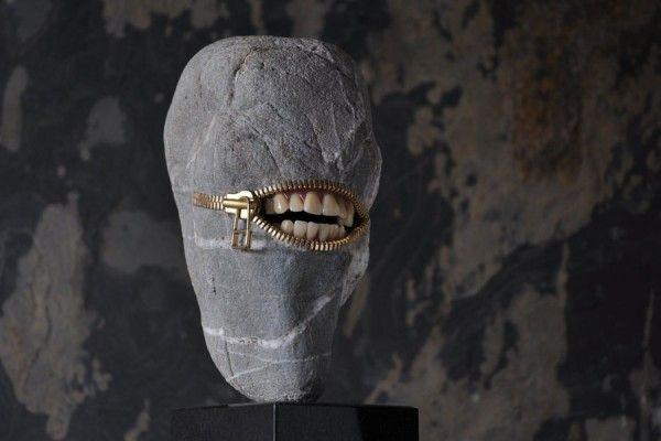 Esculturas de Pedra de Hirotoshi Itoh   Criatives   Blog Design, Inspirações, Tutoriais, Web Design