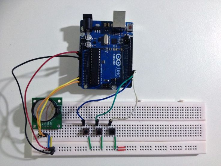 This is a demonstration of how to use a real time clock with Arduino. This can be helpful when making clocks as well as keeping logs of events. Parts: Arduino RTC module (ebay: ds1307 RTC module or…