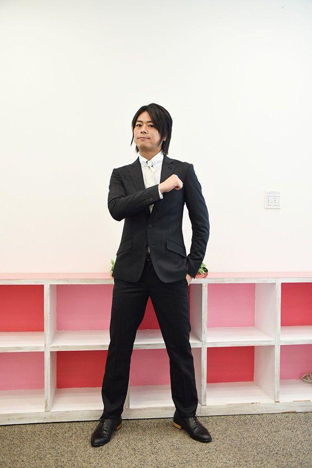 Daisuke Namikawa's Part 3 in the dressing room (Nov 2015)