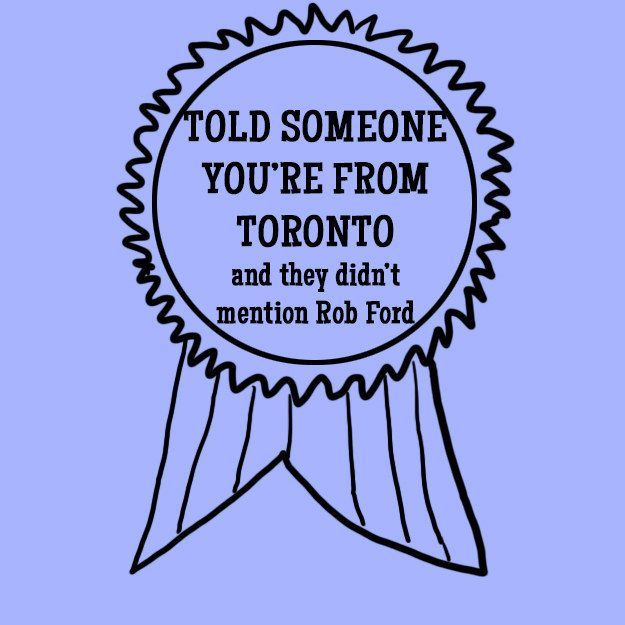 21 Small Victories For Anyone Who Lives In Toronto