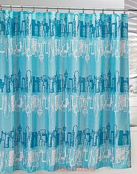 28 best images about rideaux de douche shower curtains - Rideau de douche bambou ...